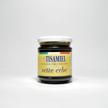 Tisana al miele - Sette Erbe (gr.250)
