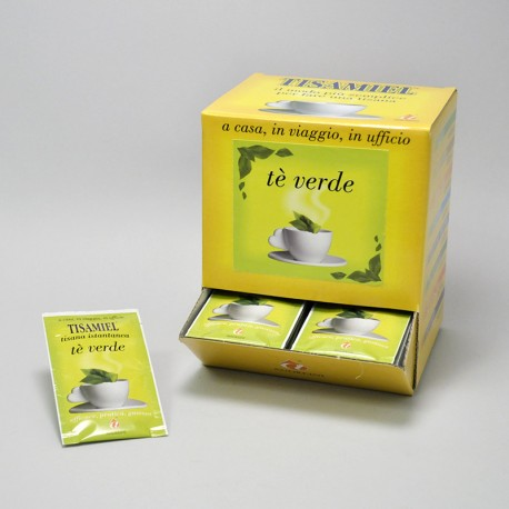 Tisana al miele - Tè Verde (gr.1000)