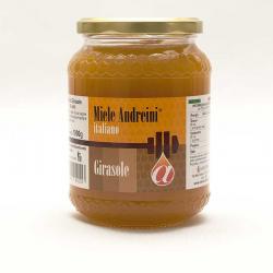 Miele di girasole (1000 grammi)