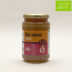Miele di sulla (500 grammi)